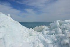 Λίμνη τοπίων Στοκ φωτογραφία με δικαίωμα ελεύθερης χρήσης