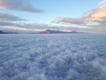 Λίμνη του άλατος Στοκ εικόνα με δικαίωμα ελεύθερης χρήσης