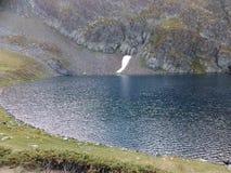 Λίμνη του βουνού Rila Στοκ Φωτογραφίες