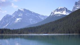 λίμνη του Καναδά Στοκ Εικόνα