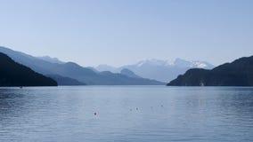 λίμνη του Καναδά harrison Στοκ φωτογραφία με δικαίωμα ελεύθερης χρήσης