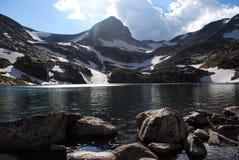 λίμνη του Κολοράντο Isabelle Στοκ Φωτογραφία