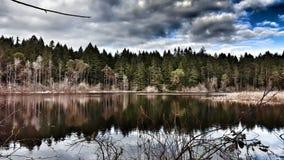 Λίμνη του Φίσερ Στοκ εικόνα με δικαίωμα ελεύθερης χρήσης