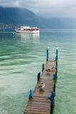 λίμνη του Annecy Στοκ Εικόνες