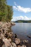λίμνη του Garry vert Στοκ φωτογραφίες με δικαίωμα ελεύθερης χρήσης