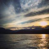 Λίμνη του Harrison Στοκ Φωτογραφία