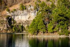 Λίμνη του Ozarks στοκ φωτογραφίες με δικαίωμα ελεύθερης χρήσης