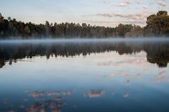 Λίμνη των δασών Στοκ Φωτογραφίες