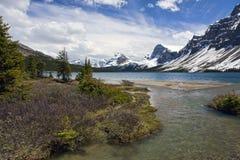 λίμνη τόξων Στοκ Εικόνες