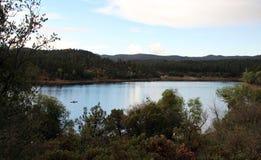 Λίμνη λυγξ, Prescott, κομητεία Yavapai, Αριζόνα Στοκ Φωτογραφία