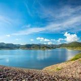 Λίμνη φραγμάτων της Mae Kuang Στοκ Εικόνες
