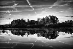 λίμνη χωρών Στοκ Φωτογραφίες
