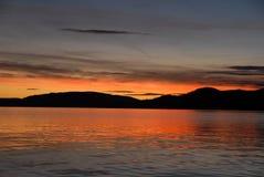 λίμνη 2 francois Στοκ Εικόνες