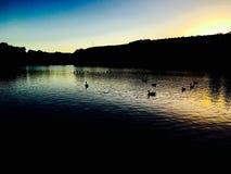 Λίμνη Στοκ εικόνες με δικαίωμα ελεύθερης χρήσης