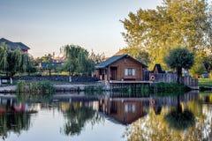 Λίμνη Στοκ Φωτογραφία