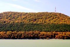 Λίμνη Abrau Στοκ εικόνες με δικαίωμα ελεύθερης χρήσης