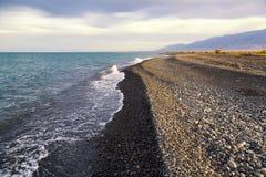 Λίμνη Alakol, Καζακστάν Στοκ φωτογραφίες με δικαίωμα ελεύθερης χρήσης