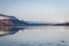 Λίμνη Alsh Στοκ Φωτογραφία