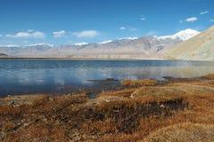λίμνη altiplano pamirs Στοκ εικόνες με δικαίωμα ελεύθερης χρήσης