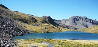 Λίμνη Angelus, λίμνες του Nelson, Νέα Ζηλανδία Στοκ εικόνες με δικαίωμα ελεύθερης χρήσης