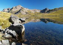 λίμνη angelus Στοκ φωτογραφία με δικαίωμα ελεύθερης χρήσης