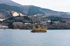 Λίμνη Ashi στοκ εικόνα με δικαίωμα ελεύθερης χρήσης