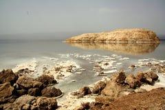Λίμνη Assal Στοκ εικόνες με δικαίωμα ελεύθερης χρήσης
