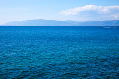Λίμνη Baikal Σιβηρία στοκ εικόνες με δικαίωμα ελεύθερης χρήσης