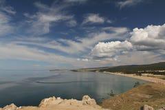 Λίμνη Bailkal Στοκ Εικόνες