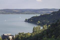 Λίμνη Balaton στοκ φωτογραφία με δικαίωμα ελεύθερης χρήσης