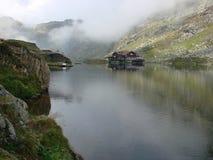 Λίμνη Balea Στοκ Εικόνες