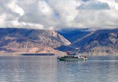 Λίμνη Bangong Στοκ φωτογραφίες με δικαίωμα ελεύθερης χρήσης