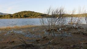 Λίμνη Baratz Στοκ Φωτογραφίες