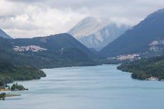 Λίμνη Barrea Στοκ Φωτογραφία
