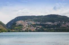 Λίμνη Barrea Στοκ φωτογραφίες με δικαίωμα ελεύθερης χρήσης
