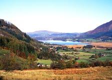 Λίμνη Bassenthwaite Στοκ Φωτογραφία