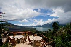 Λίμνη Batur Μπαλί Ινδονησία Στοκ φωτογραφίες με δικαίωμα ελεύθερης χρήσης