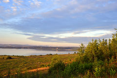 Λίμνη Berzdorf Στοκ φωτογραφίες με δικαίωμα ελεύθερης χρήσης