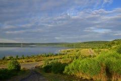 Λίμνη Berzdorf Στοκ Φωτογραφία