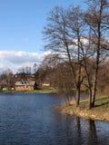 λίμνη bialowieza Στοκ φωτογραφία με δικαίωμα ελεύθερης χρήσης