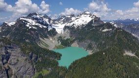 Λίμνη BLANCA Στοκ φωτογραφία με δικαίωμα ελεύθερης χρήσης