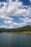 Λίμνη Bolboci Στοκ Φωτογραφίες