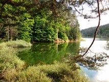 Λίμνη Bozcaarmut Στοκ φωτογραφίες με δικαίωμα ελεύθερης χρήσης