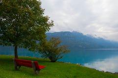 Λίμνη Brienzersee στοκ εικόνες με δικαίωμα ελεύθερης χρήσης