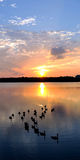 Λίμνη Busse στοκ φωτογραφίες