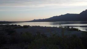 Λίμνη Caballo Στοκ Φωτογραφία
