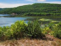 Λίμνη Champlain στοκ εικόνες