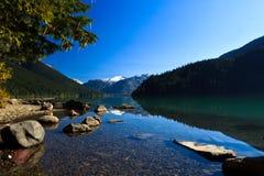 λίμνη cheakamus Στοκ Φωτογραφίες