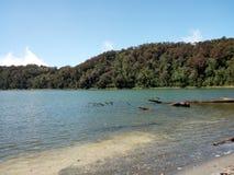 Λίμνη Chicabal Στοκ φωτογραφίες με δικαίωμα ελεύθερης χρήσης