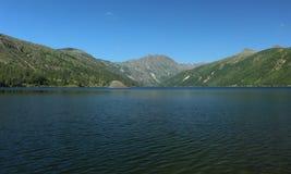 Λίμνη Coldwater στοκ φωτογραφία με δικαίωμα ελεύθερης χρήσης